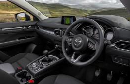 Mazda CX-5, SE-L Nav, 2017, interior
