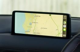Mazda CX-5, 2021, display screen