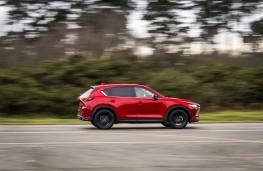 Mazda CX-5, 2021, side