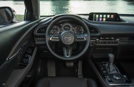Mazda CX-30, 2019, dashboard