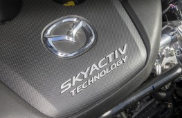 Mazda CX-3, SKYACTIV engine