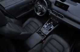Mazda CX-5, 2022, interior