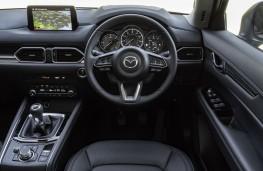 Mazda CX-5, 2020, interior