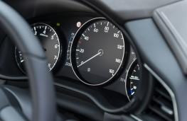 Mazda CX-30, 2019, instrument panel