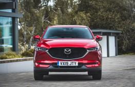 Mazda CX-5, 2019, nose