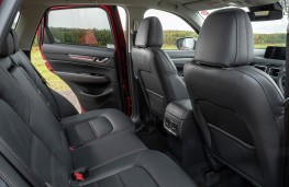 Mazda CX-5, 2018, rear seats