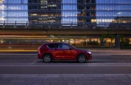 Mazda CX-5, 2022, side