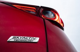 Mazda CX-5, 2019, SKYACTIV badge