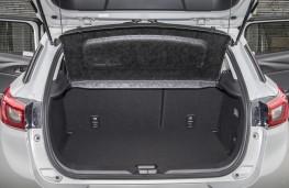 Mazda CX-3, white, boot