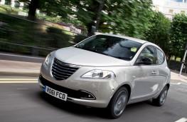 Chrysler Ypsilon, action