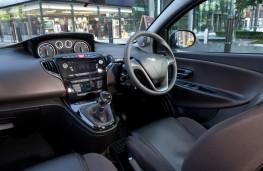 Chrysler Ypsilon, interior