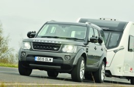 Land Rover Discovery 4, Tow Car of the Decade
