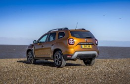 Dacia Duster 2018 rear static