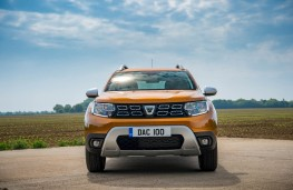 Dacia Duster Comfort, front