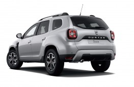 Dacia Duster Techroad rear