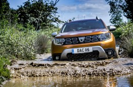 Dacia Duster, offroad 2