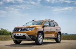 Dacia Duster, front static 2