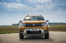 Dacia Duster, full front static