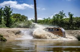 Dacia Duster, off road 2