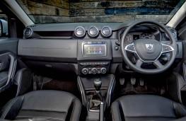 Dacia Duster 2018 fascia