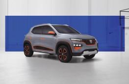 Dacia Spring Electric, 2020