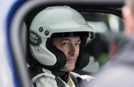 Range Rover Sport SVR, sprint test, driver Darren Jones