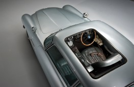 Aston Martin DB5, Goldfinger, interior