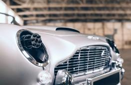 Little Car Company Aston Martin DB5, 2021, guns