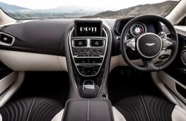 Aston Martin DB11, interior