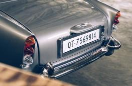 Little Car Company Aston Martin DB5, 2021, rear