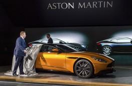 Aston Martin DB11, Geneva Motor Show, reveal