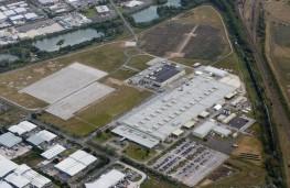 Toyota engine plant, Deeside