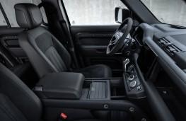 Land Rover Defender V8, 2021, interior