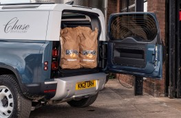 Land Rover Defender Hard Top, 2021, boot