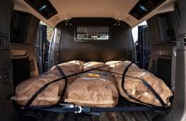 Land Rover Defender Hard Top, 2021, load bay