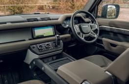 Land Rover Defender, 2020, interior