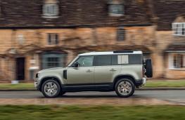 Land Rover Defender, 2020, side