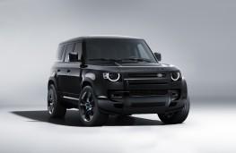 Land Rover Defender Bond Edition, 2021, front