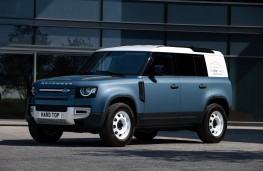 Land Rover Defender Hard Top, 2020, front