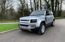 Land Rover Defender First Edition, 2021, front