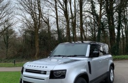 Land Rover Defender First Edition, 2021, upright