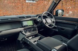 Land Rover Defender, 2020, interior