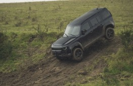 Land Rover Defender, No Time To Die, off road