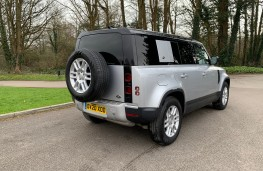 Land Rover Defender First Edition, 2021, rear