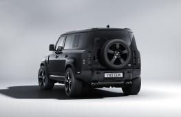 Land Rover Defender Bond Edition, 2021, rear