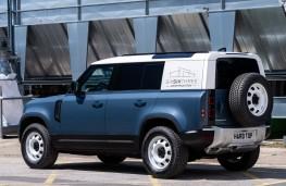 Land Rover Defender Hard Top, 2020, side