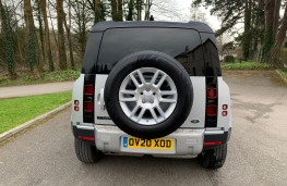 Land Rover Defender First Edition, 2021, tail