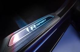 Jaguar XE R-Sport, detail
