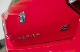 SEAT Ibiza Cupra, detail