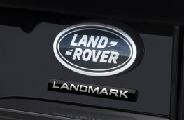 Land Rover Discovery Landmark Edition, 2020, badge